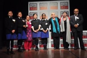 Paljor Namgya girls
