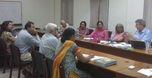 ELT in India: Consultations in Delhi