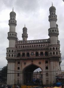 Hyderabad's iconic Charminar